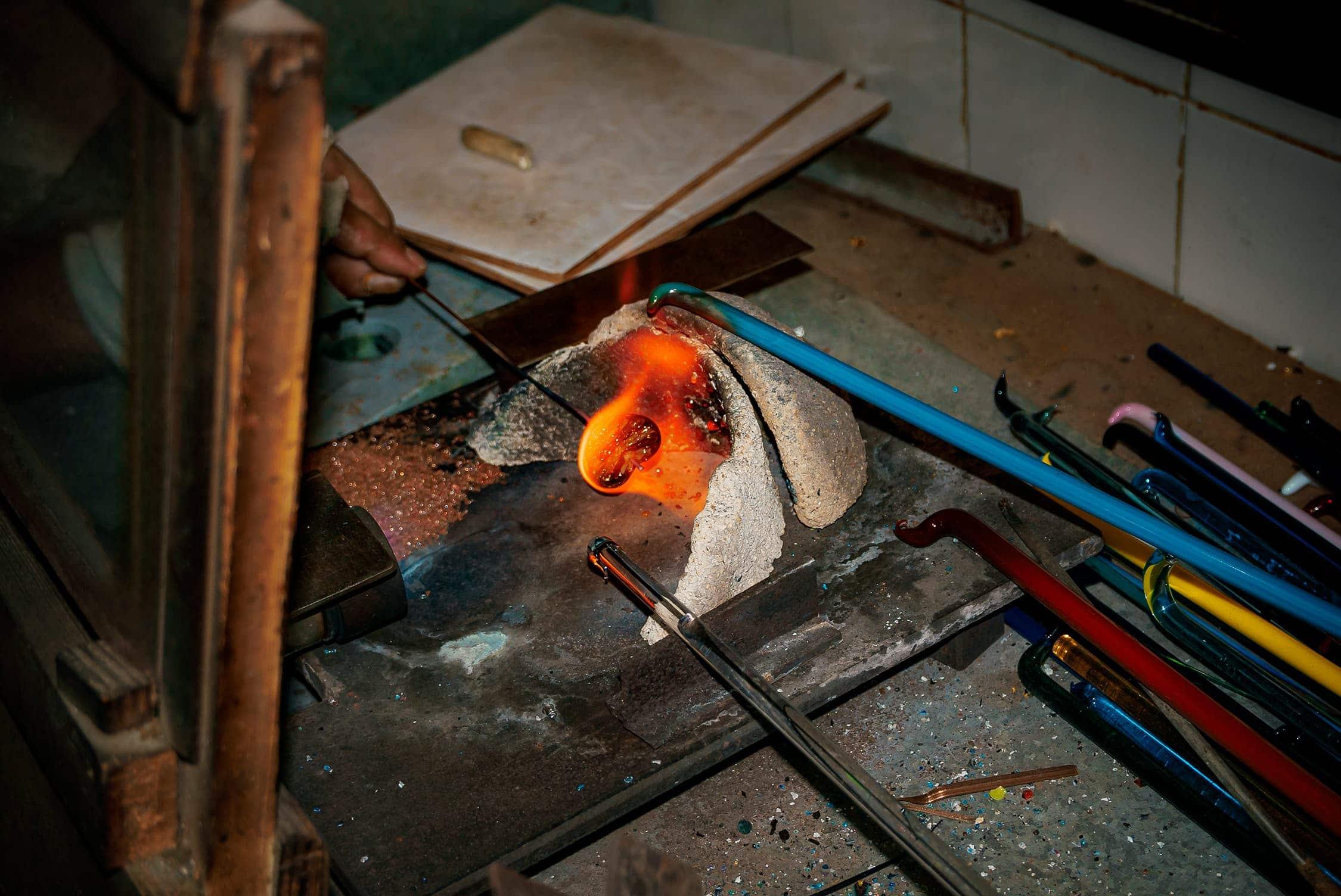 Lavorazione a lume